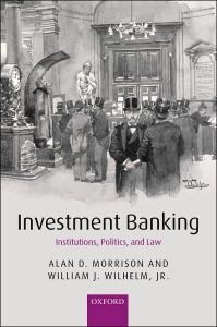 Investment Banking book summary
