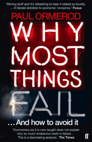 Image of: Why Most Things Fail
