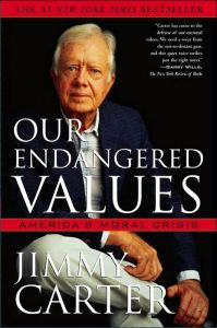 Our Endangered Values book summary