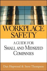 Workplace Safety book summary