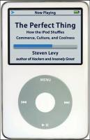 The Perfect Thing book summary