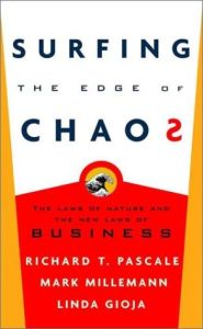Surfing the Edge of Chaos book summary