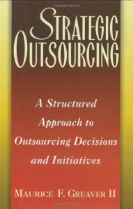 Strategic Outsourcing book summary