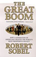 The Great Boom book summary