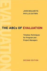 The ABCs of Evaluation book summary