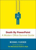 Death by PowerPoint book summary