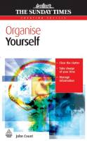 Organise Yourself book summary