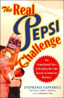 The Real Pepsi Challenge book summary