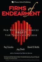 Firms of Endearment book summary