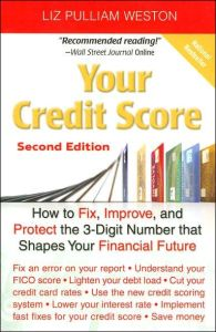 Your Credit Score book summary