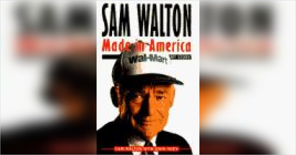 Sam Walton Made In America Epub-Ebook