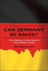 Can Germany Be Saved? book summary