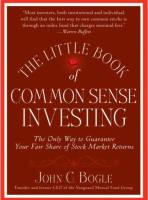 The Little Book of Common Sense Investing book summary