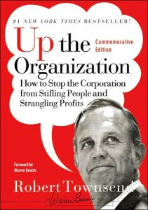 Up the Organization book summary