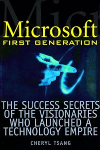 Microsoft First Generation book summary
