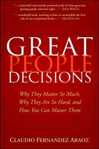 Great People Decisions book summary