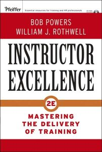 Instructor Excellence book summary