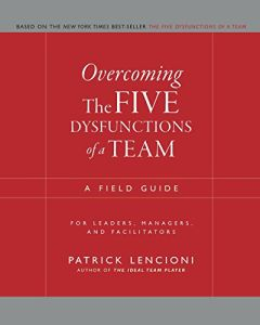 Overcoming the Five Dysfunctions of a Team book summary