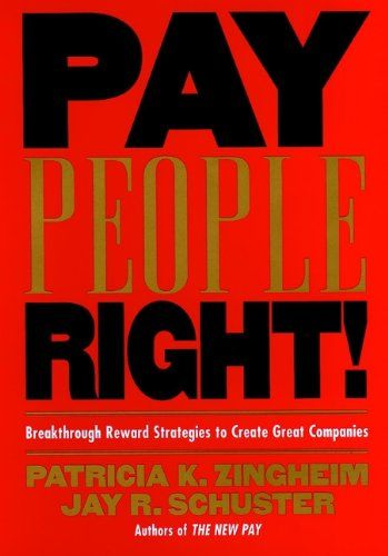 Image of: Pay People Right