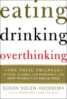 Eating, Drinking, Overthinking book summary