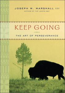 Keep Going book summary
