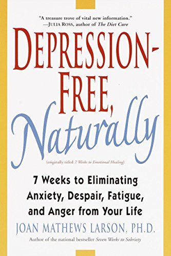 Image of: Depression-Free, Naturally