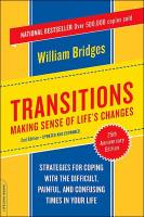 Transitions book summary