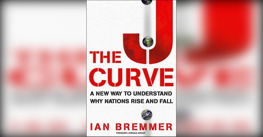 Image result for J-Curve by Ian Bremmer