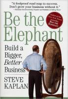 Be the Elephant book summary