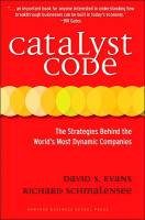 Catalyst Code book summary