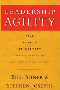 Leadership Agility book summary