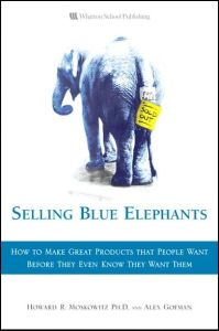 Selling Blue Elephants book summary