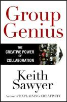 Group Genius book summary