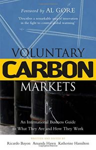 Voluntary Carbon Markets book summary