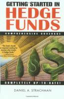 Getting Started in Hedge Funds book summary