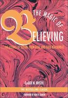 The Magic of Believing book summary