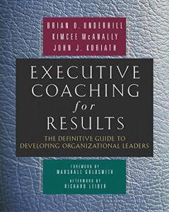 Executive Coaching for Results book summary