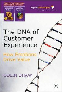 The DNA of Customer Experience book summary