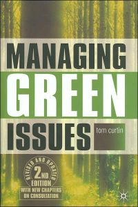 Managing Green Issues book summary