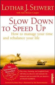 Slow Down to Speed Up book summary
