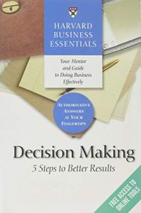 Decision Making book summary