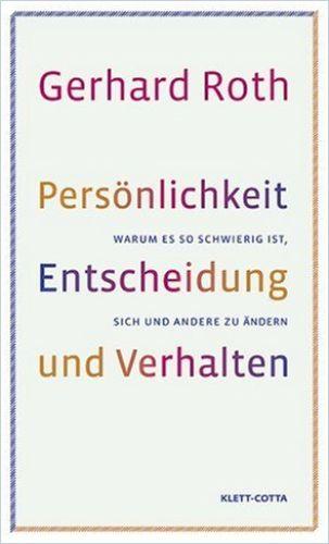 Image of: Persönlichkeit, Entscheidung und Verhalten