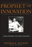 Prophet of Innovation book summary