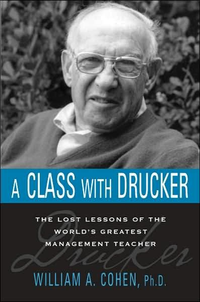 Image of: A Class With Drucker