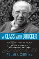 A Class With Drucker book summary