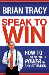 Speak to Win book summary