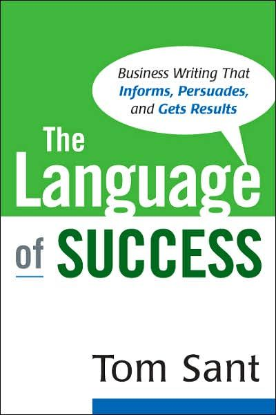 Image of: The Language of Success