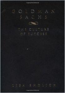 goldman sachs book summary