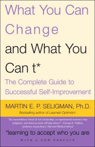 What You Can Change and What You Can't book summary