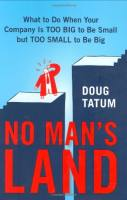 No Man's Land book summary